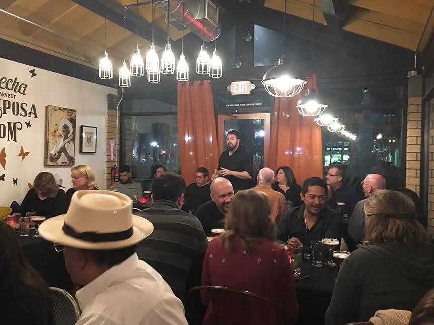 March Harvest Social Club Event - La Cosecha Sacramento
